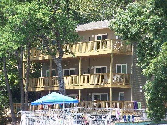 Point Randall Resort: New Building