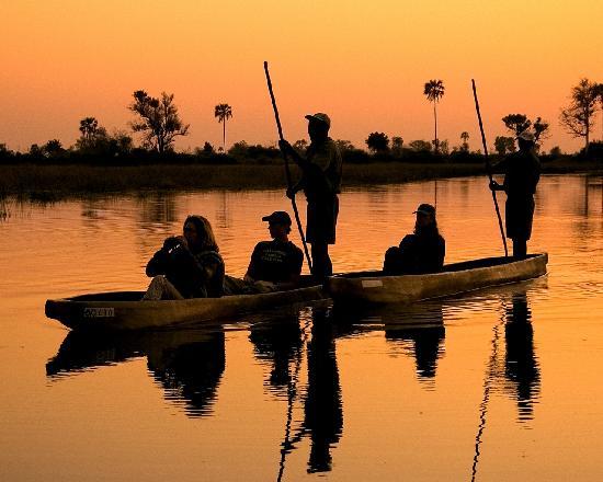 Hermanus Day Tours: Makoro sunset trip
