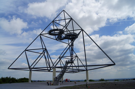 Bottrop, Germania: Tetraeder