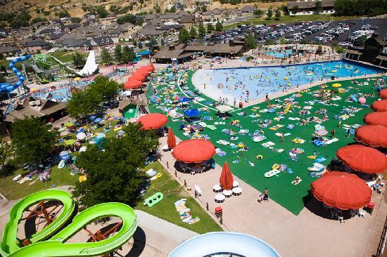Прово, Юта: Seven Peaks Waterpark