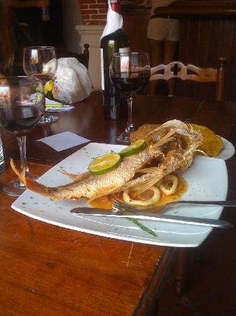 Restaurante Paco's: pescado