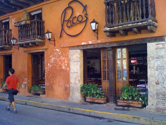 Restaurante Paco's: fuori
