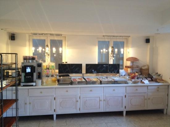 Hotel Fantasia: colazione