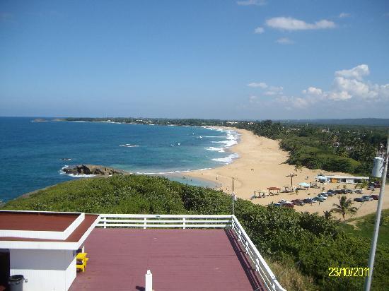 Arecibo: Océano Atlántico