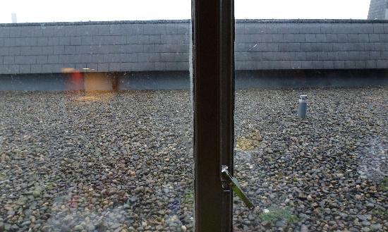 Village Hotel Blackpool: view from room 343
