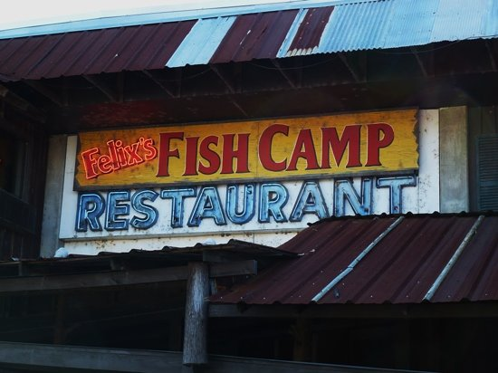 Felix's Fish Camp Grill: Felix of Mobile AL