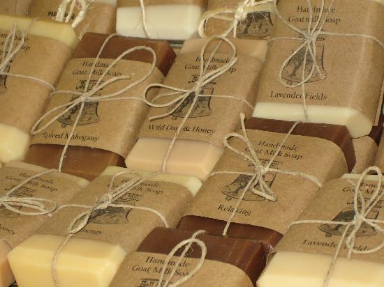 San Benito Bene: Fabulous Goat Milk Soaps and Lotions