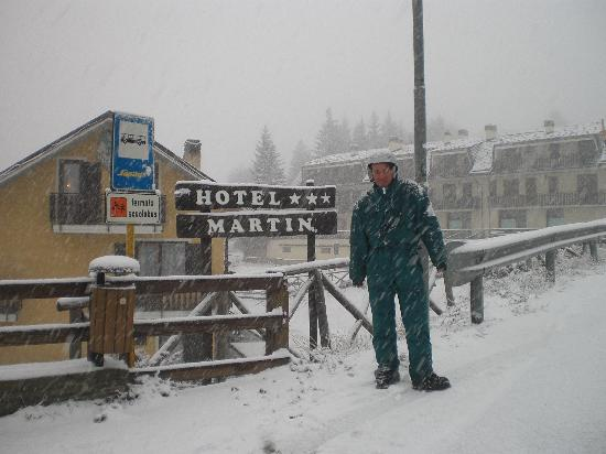 Albergo Martin : Hotel Martin