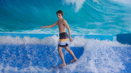 Πρόβο, Γιούτα: Provo Beach Resort Flowrider