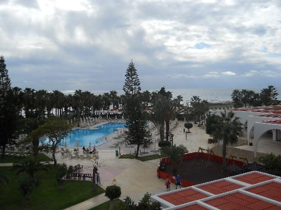 Louis Phaethon Beach: sea view from room 2054