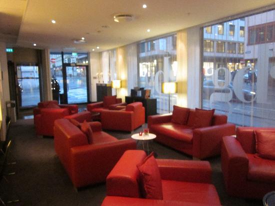 Park Inn by Radisson Oslo: Hall