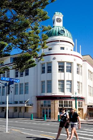 The Dome in the heart of Napier