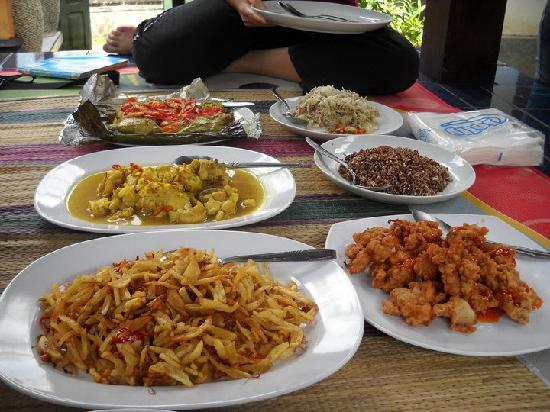 Village Foods Picture Of Bali Homestay Tabanan Tripadvisor
