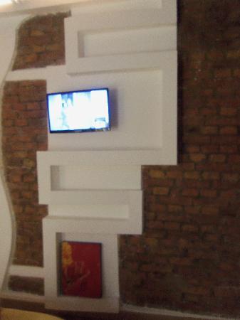 Albergo del Centro Storico: TV