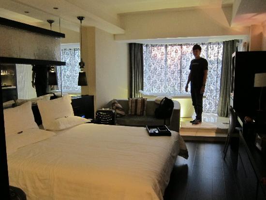 크리스탈 오렌지 호텔 베이징 지안구오먼 이미지