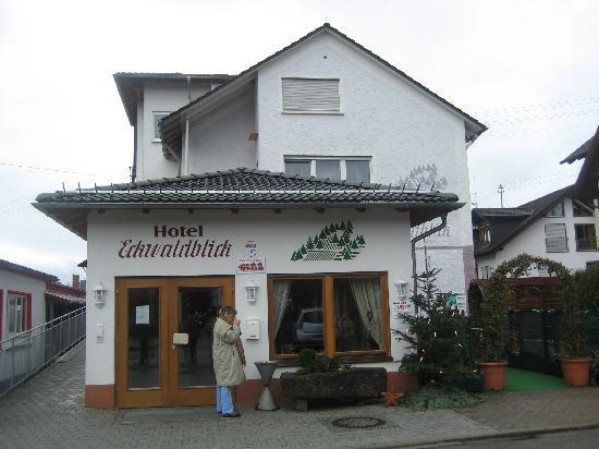 Oberharmersbach, Deutschland: hôtel Baeren/Eckwaldblick