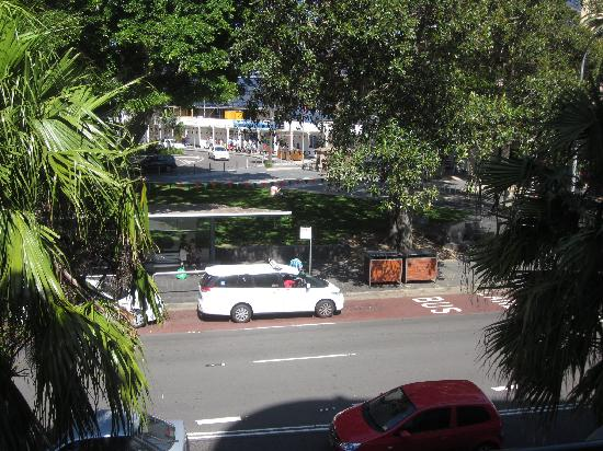 Quest Manly: View from apartment
