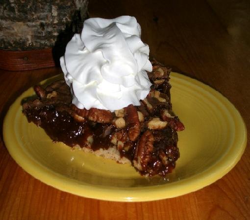 Lemon Wolf Cafe : Rocky Wolf Trail Pie!!