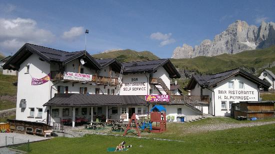 Alpenrose Hotel: hotel