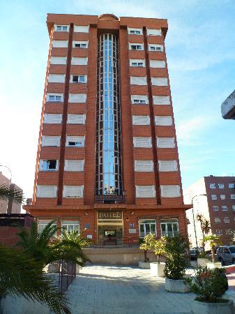Hotel Picture Of Silken Torre Garden Madrid Tripadvisor