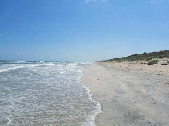 Canaveral National Seashore: peace and tranquility