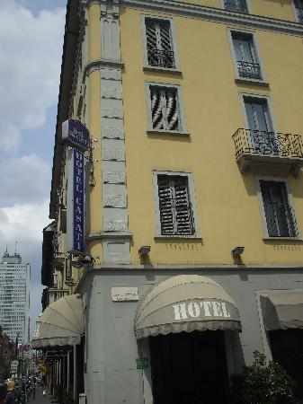 BEST WESTERN PLUS Hotel Felice Casati: façade de l'hôtel