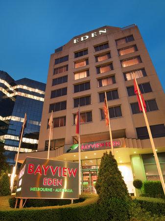 Bayview Eden Melbourne: Hotel Facade