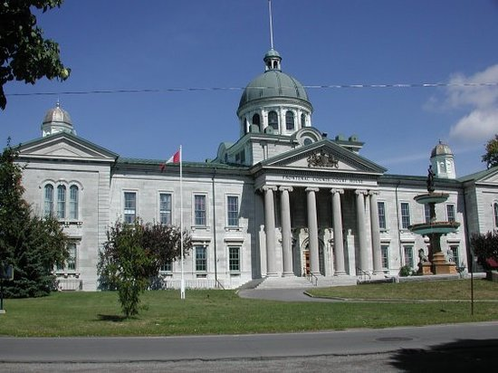 Kingston, Kanada: Frontenac County Court House