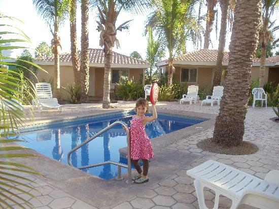 Coco Cabanas Loreto: pool area