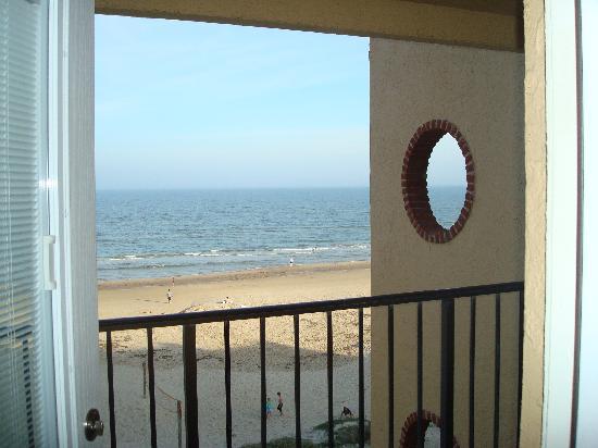Suntide II Resort Condominiums: balcony view
