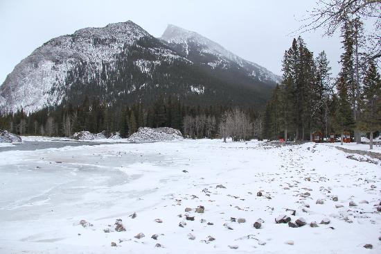 Banff Bow Falls
