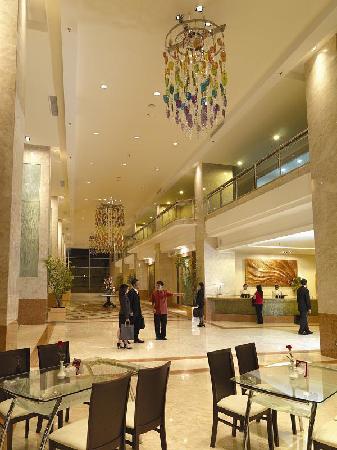Bayview Hotel Melaka: Reception