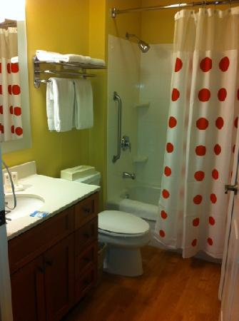 TownePlace Suites Las Cruces: bathroom