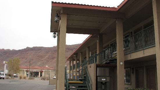 Hotel Moab Downtown: Ramada Moab Downtown