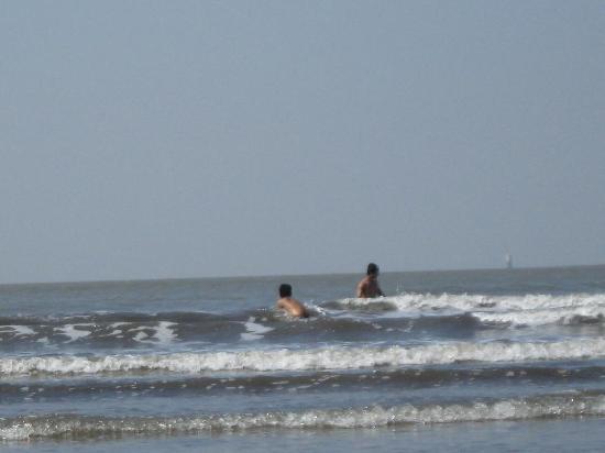 Nagaon Beach: Beach