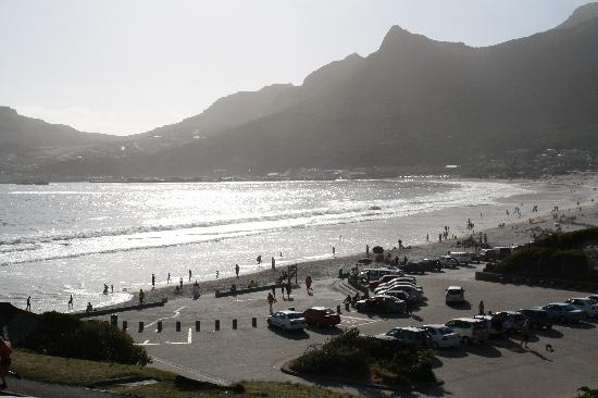 Chapman's Peak Bed and Breakfast : seafront room view