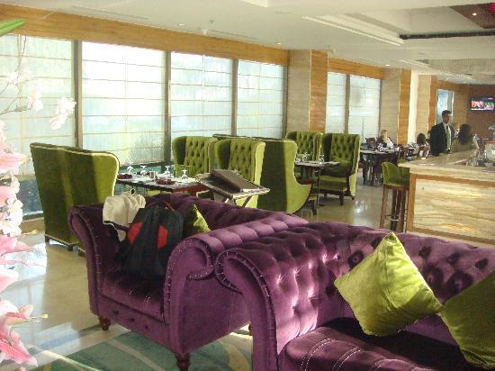 Best Western Skycity Hotel: Lobby