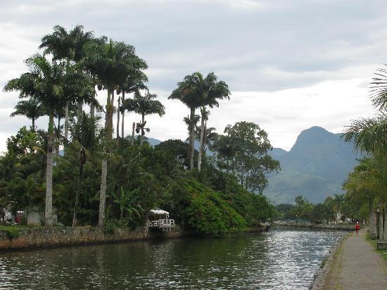 Hotel Pousada Guarana: Wonderful scenery