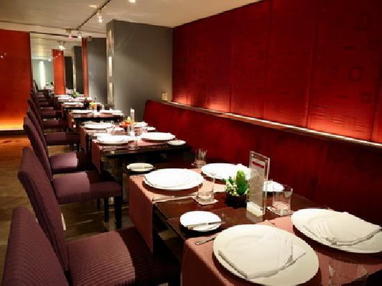 BelAire Bangkok: Tiffin Restaurant