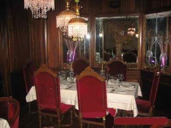 Le Tapis rouge : Restaurant