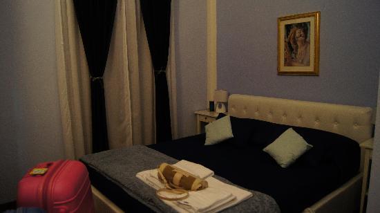 B&B Alexander: room
