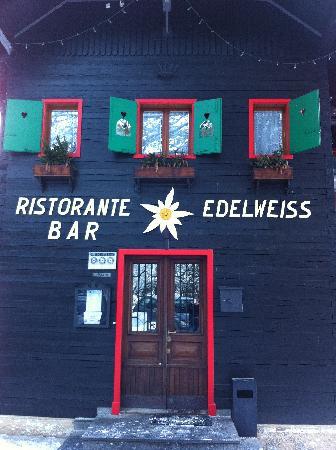 Albergo Edelweiss: albergo ristorante edelweisse
