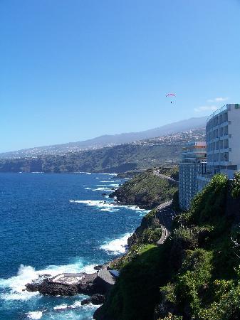 Apartamentos Casablanca: Beautiful cliffs