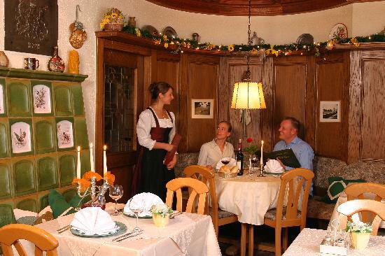 Hotel-Gasthof Jagerstuble : Restaurant Nebenzimmer