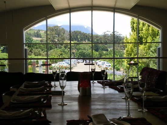 House of J.C. Le Roux: JC le Roux Restaurant