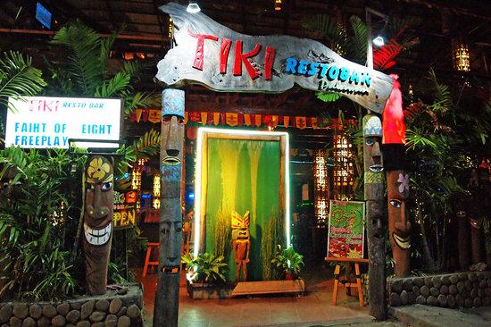 Tiki RestoBar