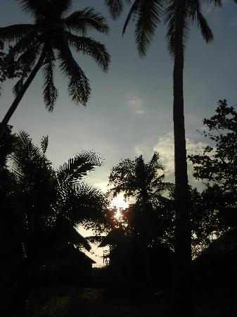 Mai Pen Rai Bungalows: Bungalows im Sonnenaufgang