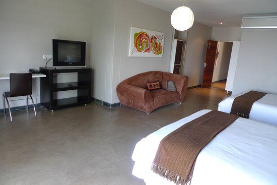 Gariep Dam, Zuid-Afrika: Room