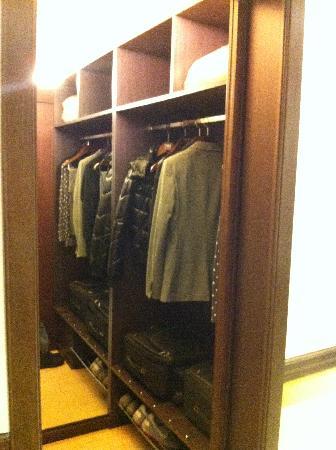 NH Milano Grand Hotel Verdi: Le Dressing