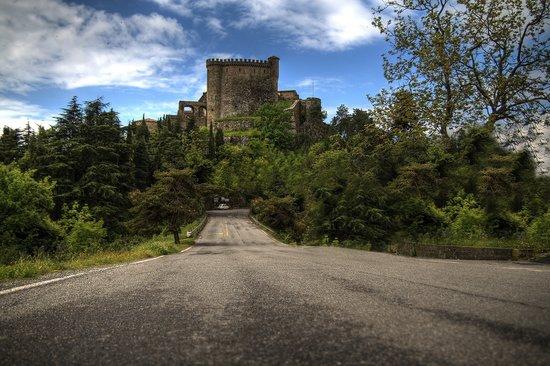Castello Malaspina di Fosdinovo: Castello di Fosdinovo